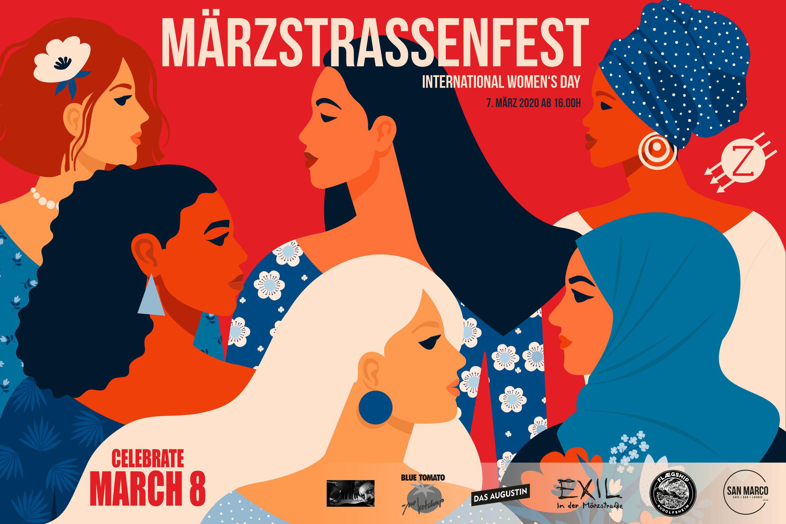 Märzstraßenfest 2020